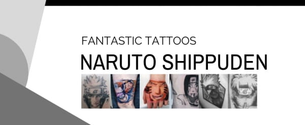 Fantastic Tattoos: Naruto and Naruto  Shippuden