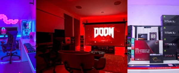 19 pictures that probe that this gamer Room is so cool