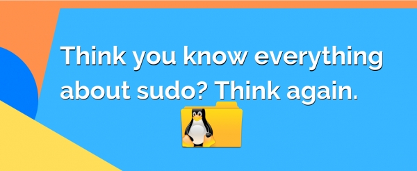 Some things you might not know about SUDO commands ( Linux )